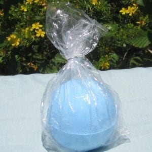 Organic Southern Magnolia Bath Bomb
